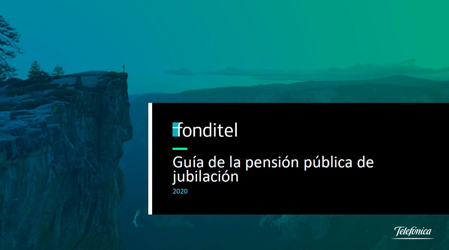 Guía de la Pensión Pública de Jubilación 2020