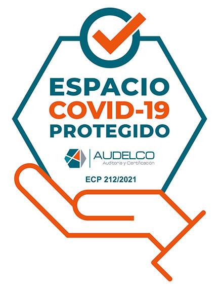 Certificación Espacio COVID-19 Protegido
